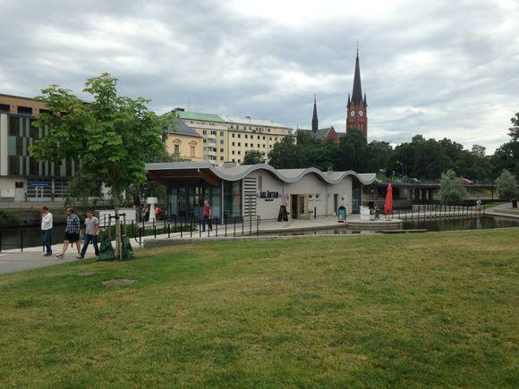Äta på Max i Sundsvall?