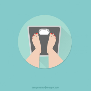 Female-feet-standing-on-a-weight-scale_23-2147505259