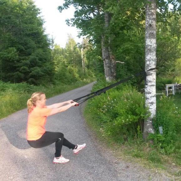 Sommarhälsning och sommarträning