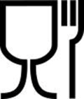 Glas och gaffel