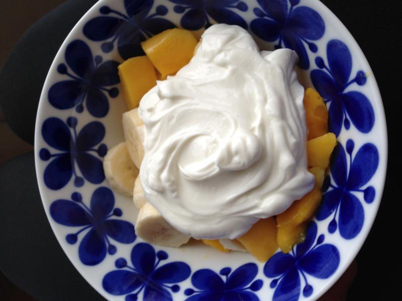 Kvarg mango
