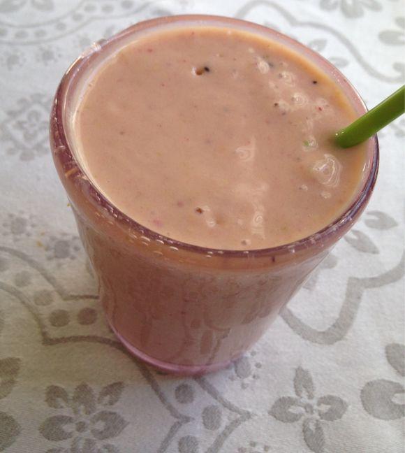 Kajsa Warg smoothie