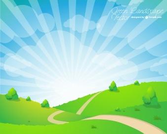 Free-vector-landscape-illustration_23-2147489882